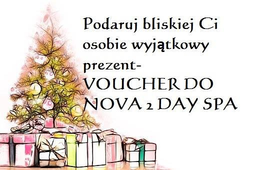 Voucher do Nova2 DAY SPA